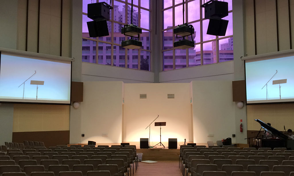 Shawn's-church