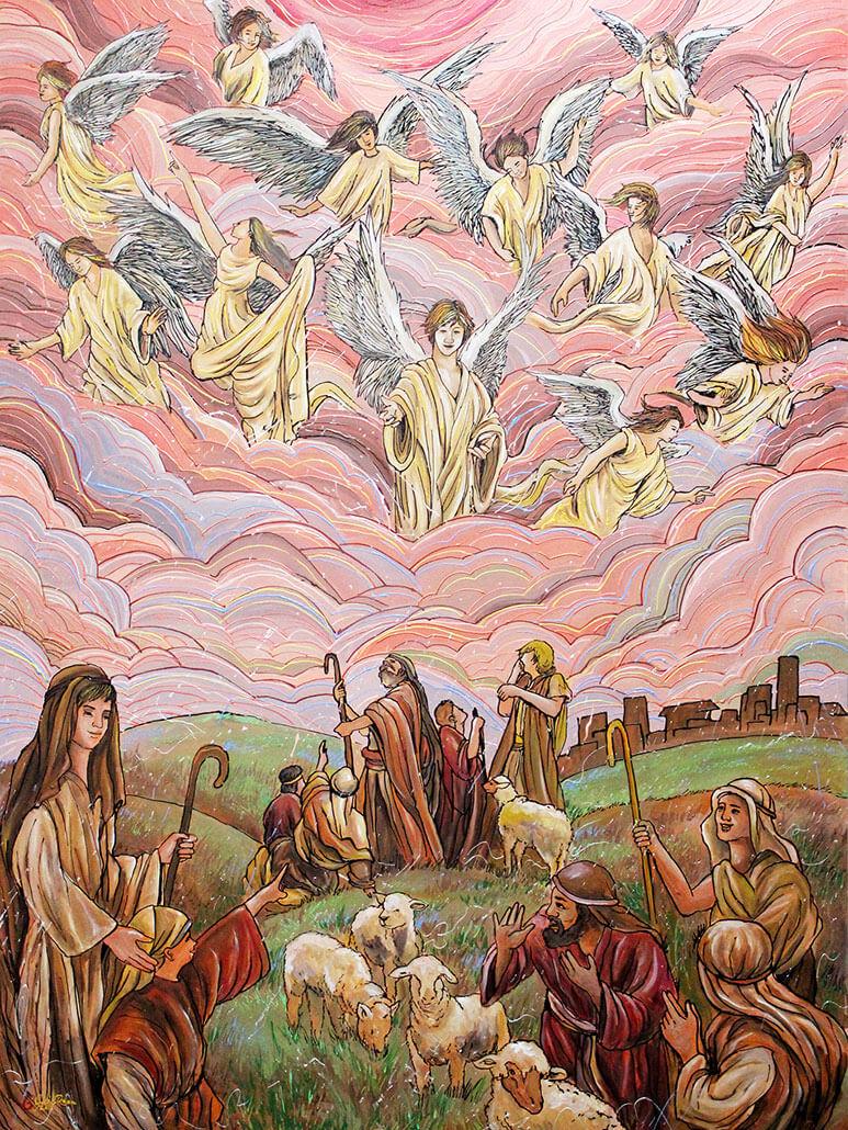 Christmas---Shepherd
