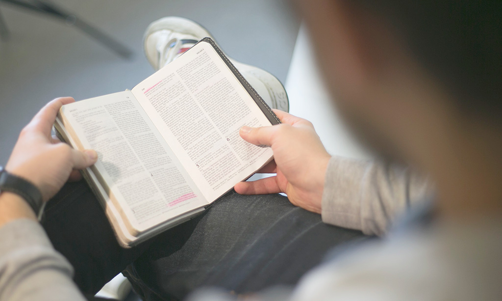5 Ways to Persevere in Bible-Reading