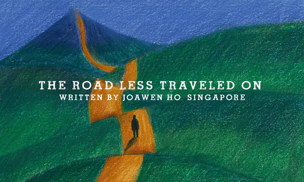 The-Road-Less-Traveled-On (post)