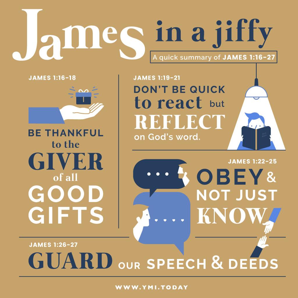 b8d7864a30d729 A Quick Summary Of James 1:16-27 – YMI