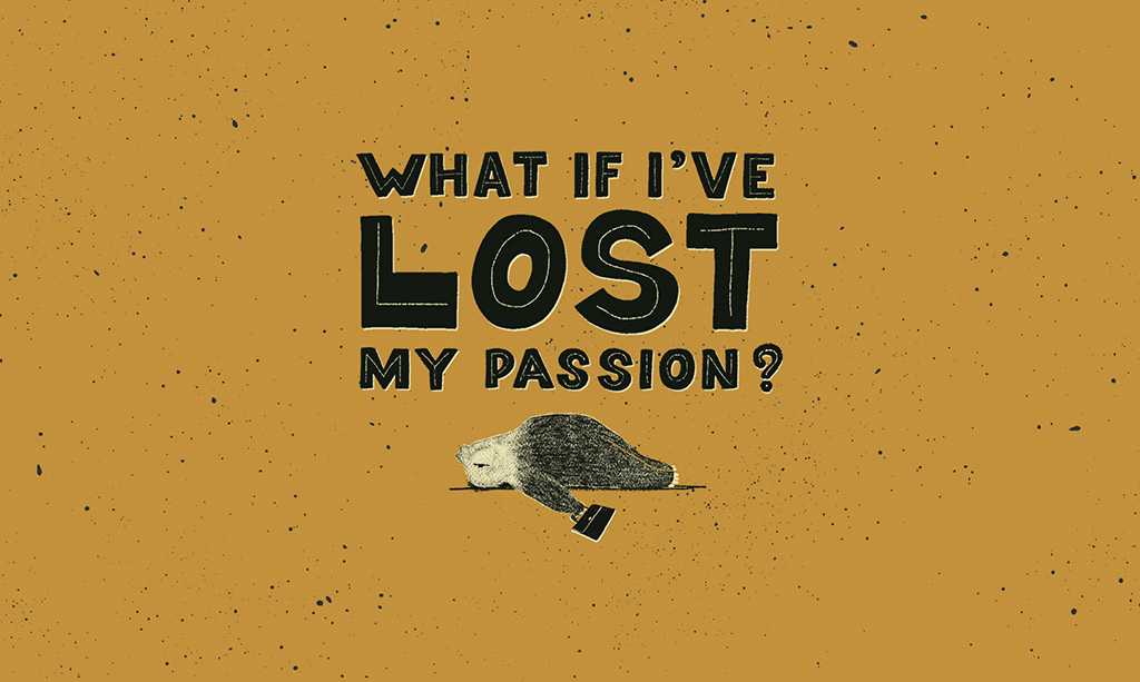 What If I've Lost My Passion?